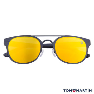 6ca8c2c0f4 Buy Fairfax - Matte Gray Sunglasses - Tom Martin