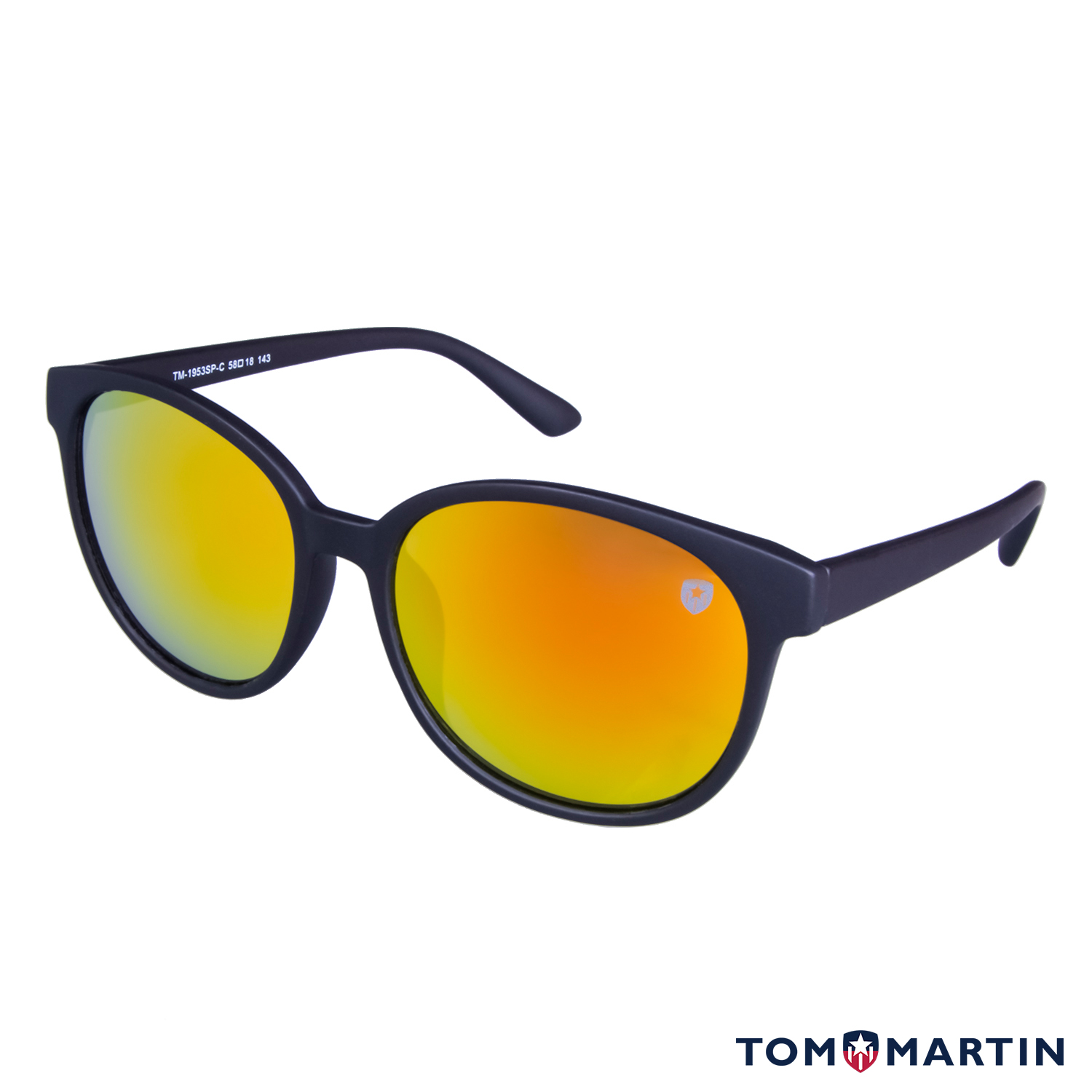 a6ce41efbd Buy Vienna - Mirrored Yellow Sunglasses for Women - Tom Martin
