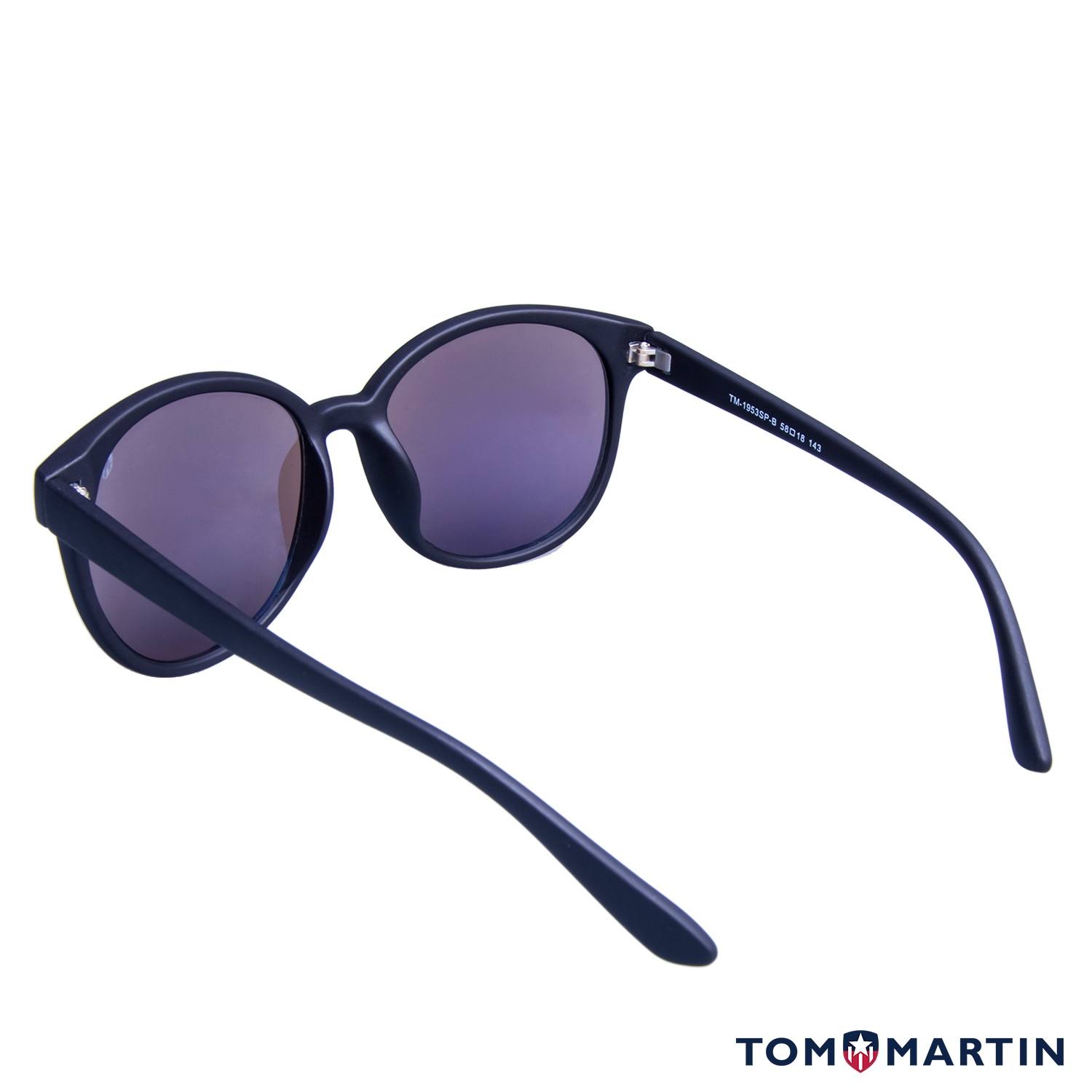 d78f31774bb Vienna - Mirrored Blue Sunglasses for Men
